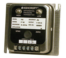 Differential Air Pressure Transmitters XLDP Series