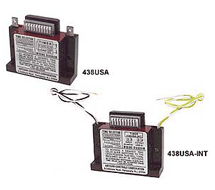 Delay On Make / Interval Timers 438USA, 438USA-INT