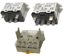 Omron Power Relays G7L Series