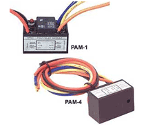 Air Products and Controls Multi-Voltage Relay Module PAM-X Series