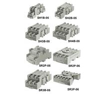 IDEC Relay Sockets SH, SJ, SR Series