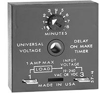 Delay-on-Make Timer TMV8000