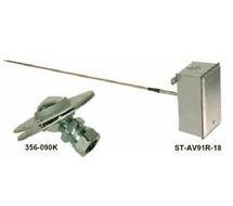Minco Platinum Curve Rigid Averaging Sensors ST-AV81R, ST-AV85R, ST-AV91R