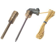 Precon Immersion Thermistor and RTD Sensors ST-W* Series