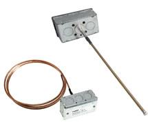Veris Flexible and Rigid Averaging Thermistor & RTD Sensors TA & TAR Series