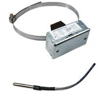 Veris Stainless Steel Sheath Thermistor and RTD Sensor TB, TRA Series