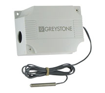 Greystone Energy Systems Stainless Steel Sheath Thermistor and RTD Sensors TE200E Series
