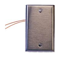 Veris Stainless Steel Flush-Mount Thermistor and RTD Sensors TP Series