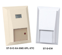 Precon Executive Style Thermistor and RTD Sensors ST-S*E, ST-S*EW Series