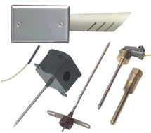 Kele Nickel-Iron / Balco Immersion, Duct & Outdoor RTD Sensors 5, 77, 78 Universal Duct, Immersion, OSA