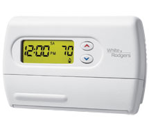 Classic 2 inch Display Programmable/Non-Programmable Thermostats 1F80, 1F82 and 1F87 Classic Series Thermostats