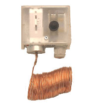 Freeze Protection Thermostat A/FS-XX and A/FLS-XX-X Series