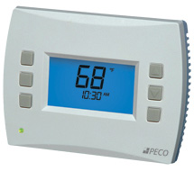 Non-Programmable Backlit Screen Thermostats T4000 Series Thermostats