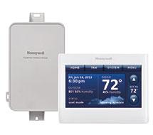 Programmable/Wireless Thermostat Prestige IAQ