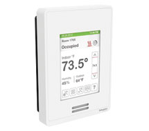 AHU Communicating Thermostats, Single and Multistage, Programmable or Non-programmable (BACnet, ZIGBEE PRO) SE8650 Series