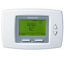 Honeywell Digital Fan Coil Thermostat TB6575, TB8575 SuitePro™ Series