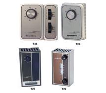 Line-Voltage Thermostat T22, T25, T26, T46