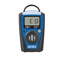 Macurco Handheld Single Gas Monitor Portable Single Gas Monitor