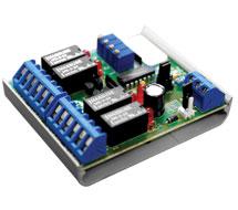 Analog to 4 Adjustable SPDF Relays ATL Series