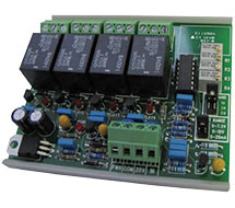 Sequencer Control Module - Two or Four Stage GT-AR Series
