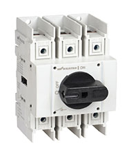 Open and Enclosed UL 98 Listed Motor Disconnect Switches UL98 Series